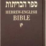 Cover - Bible, Hebrew
