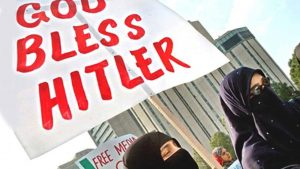Islamic anti-Semitism approving Hitler