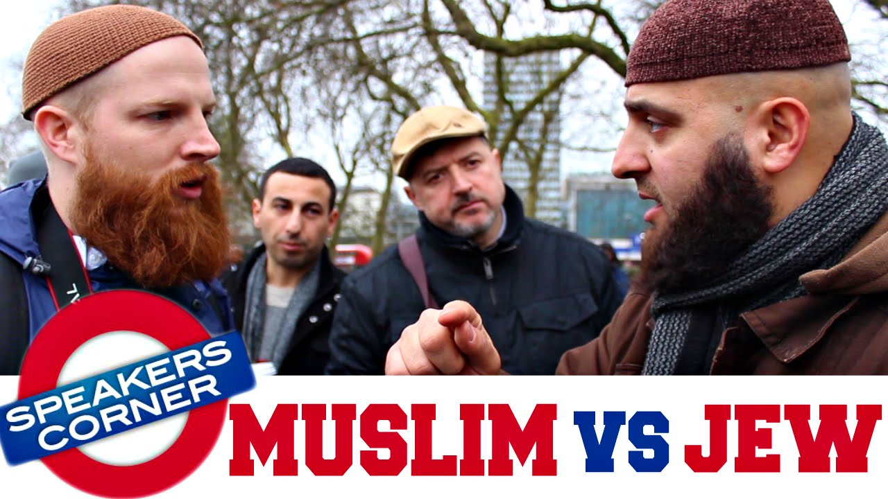 Muslim versus Jew